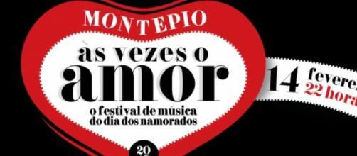 Festival dia dos namorados Às vezes o amor