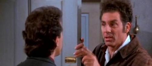 Seinfeld: talvez a série com mais portas abertas!