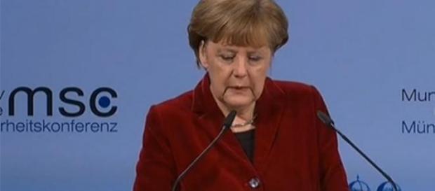 Angela Merkel will Ukraine keine Waffen liefern