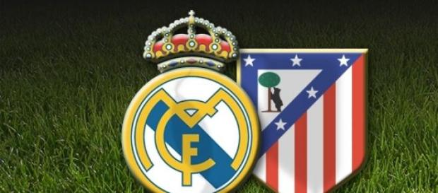 Atletico Madrid schlägt Real Madrid deutlich.