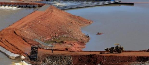 Sobe o nível de água no Cantareira