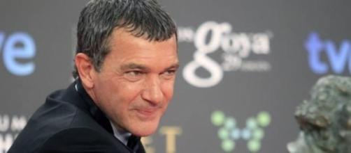 Antonio Banderas recibe el Goya de Honor