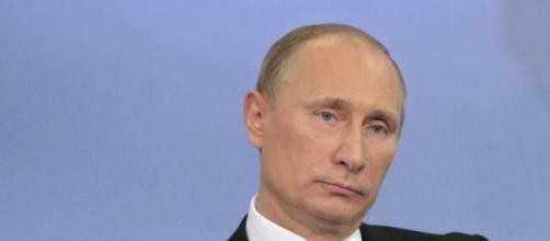 Putin mantém-se irredutível na questão ucraniana.