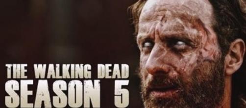 TWD Season 5 estreia hoje nos EUA (Reprodução)
