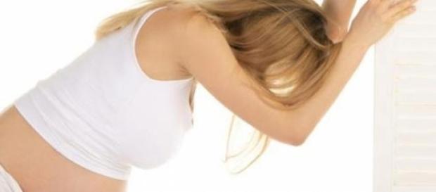 Hiperemesis gravídica ataca al 2% de las mujeres