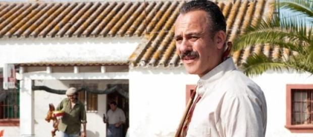 Javier Gutiérrez en 'La isla mínima'