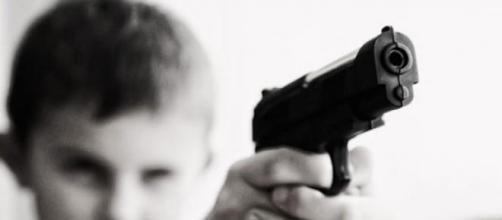 Bambino di 10 anni condannato per rapina
