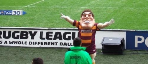 'Big G' could not rally the Huddersfield Giants