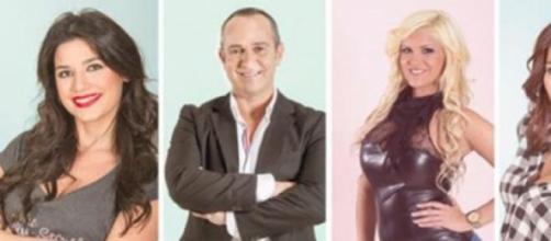 GH VIP: nominados Ares,Ylenia,Víctor y Aguasantas
