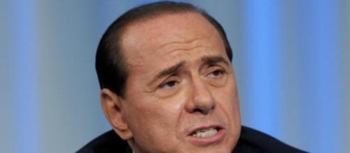l'ex cavaliere Silvio Berlusconi