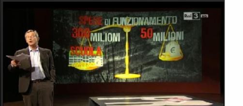 la puntata sulla scuola pubblica italiana