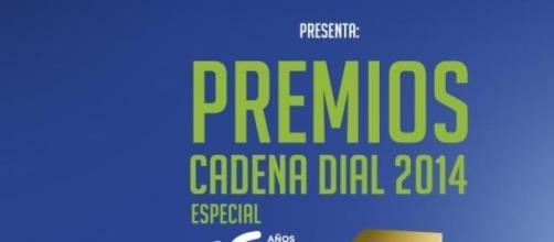 Premios Cadena Dial el 5 de marzo