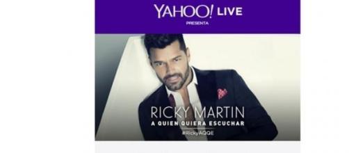 Ricky Martin, en vivo, gratis 11 de febrero