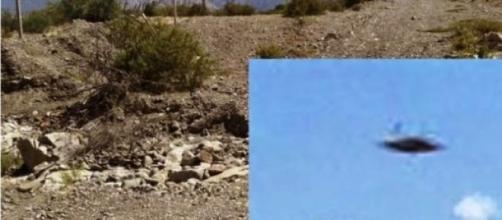 Ufo: avvistamento in Argentina sopra centrale