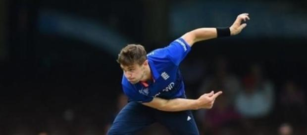 Chris Woakes was the pick of the bowlers