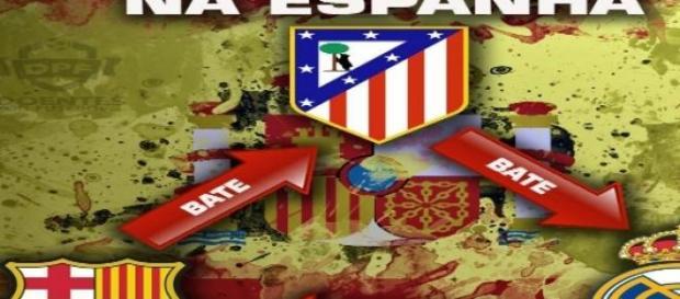 Equilibrio é a marca do Campeonato Espanhol