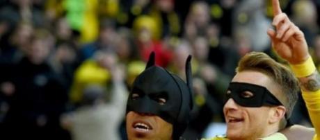 Batman & Robin deram a vitória ao Dortmund