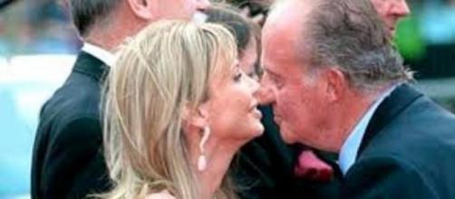 Corinna,la asesora del ex-rey Juan Carlos I