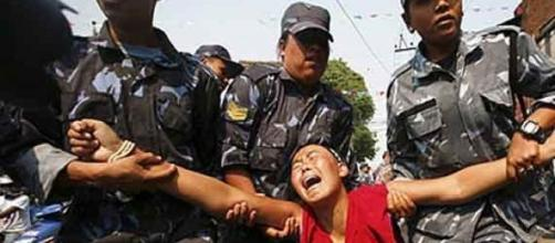 El gobierno Chino contra la libertad de expresión.