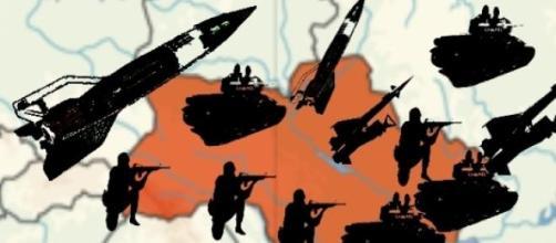 Escalada de armamento na Nato, Ucrânia e Russia