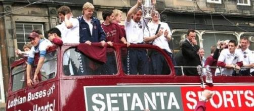Hearts may have more to celebrate this season