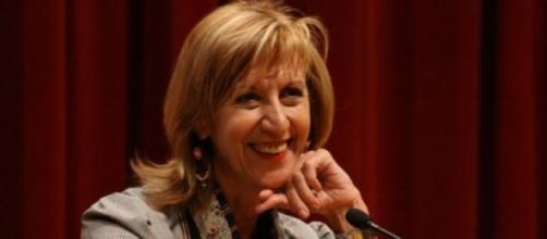 Rosa Díez es optimista frente a las encuestas