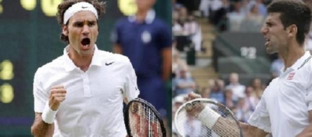 Federer beat Djokovic in Dubai final