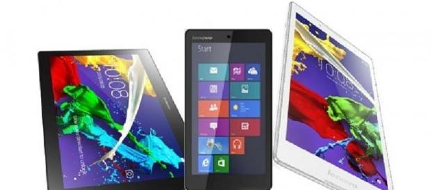 Lenovo lanza 3 nuevas tablets muy baratas.