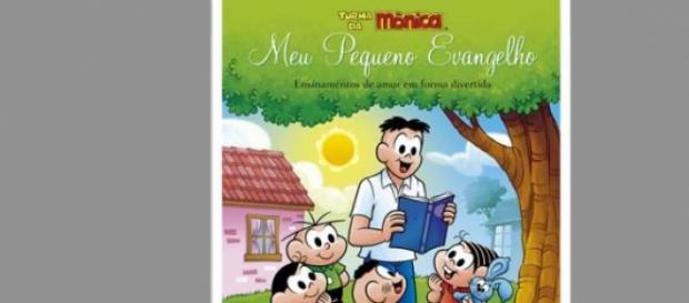 Meu Pequeno Evangelho, de Maurício de Sousa
