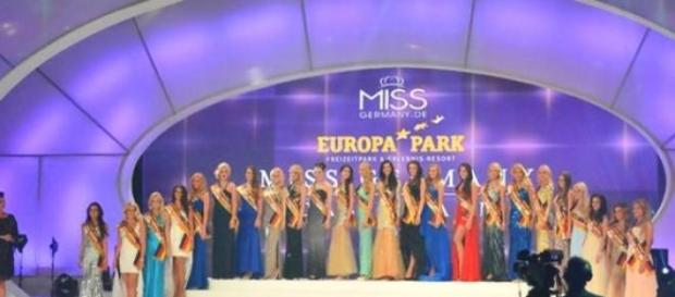 Miss Germany Finale 2015 im Europa-Park