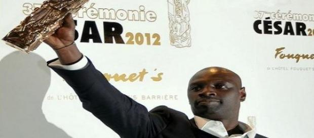 Omar Sy, César al Mejor Actor 2012 por 'Intocable'