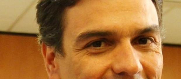 """Pedro Sánchez apodado  """"El guapo"""""""