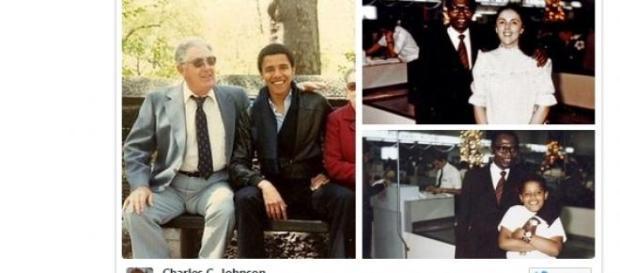 que habrá en el pasado o en el presente de Obama?
