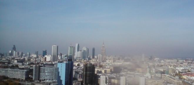 Jaka pogoda czeka nas w stolicy Polski w marcu?