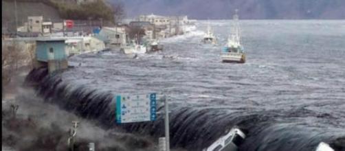 El terremoto de marzo del 2011 ocasionó un tsunami