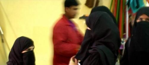 Jovens europeias fogem para casar com jihadistas.