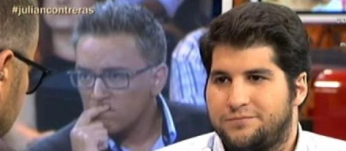 Julián Contreras se desahoga frente a las cámaras