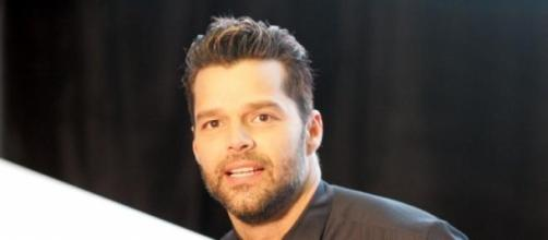 Ricky Martin siempre se entrega a sus fans.