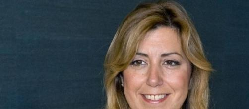 Susana Díaz es candidata del PSOEA