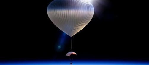 Viajar pelo espaço: um sonho tornado realidade.