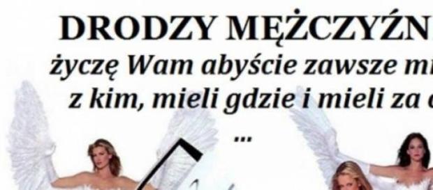 10 marca Dniem Mężczyzn w Polsce