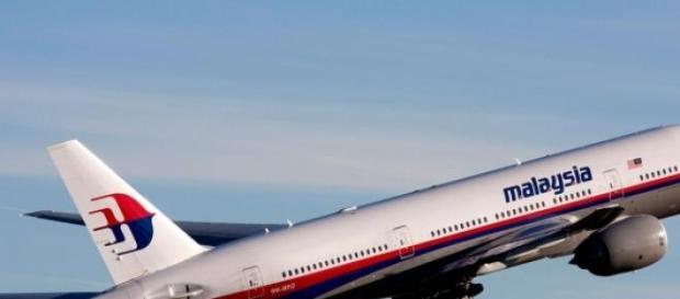 Avión de la estigmatizada Malaysian Airlines