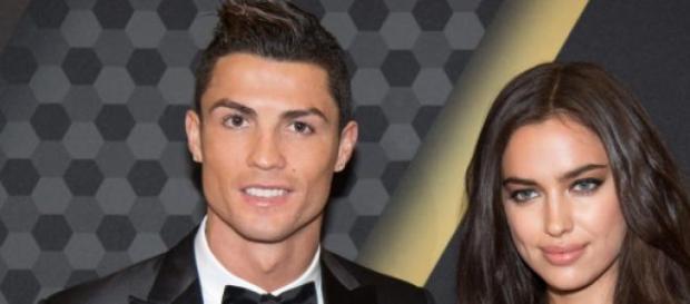 Cristiano Ronaldo und Ex-Freundin Irina Shayk.