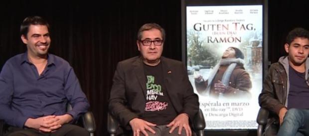 Guten Tag, Ramón sigue arrasando ahora en Internet