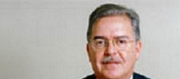 José M. Bravo de Laguna, presidente del Cabildo