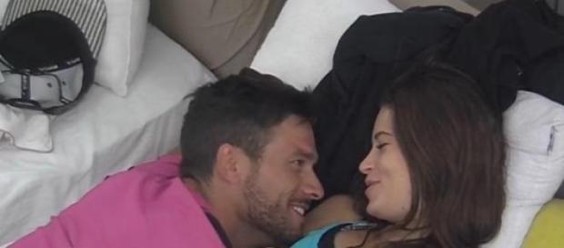 Julia y Sebastián, en Amor a Prueba