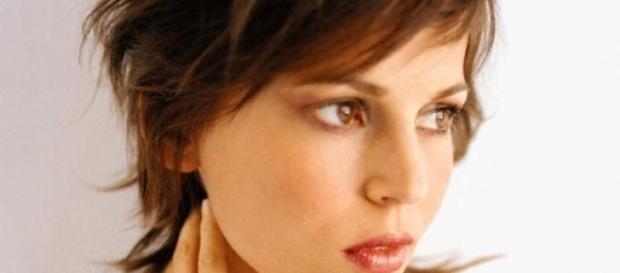 La actriz Elena Anaya en un posado promocional