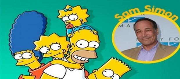 Los Simpson pierden a unos de sus padres creativos