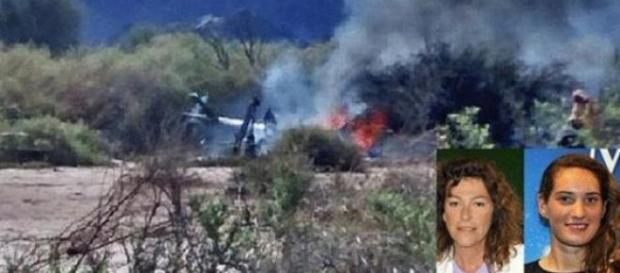 Olimpicii francezi morti in accidentul aerian