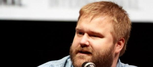 Robert Kirkman, argumentista de 'The Walking Dead'